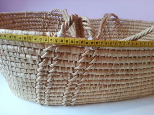 Baby Basics Moses Basket Liner Bekyip